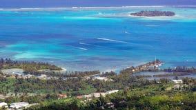 Île de négligence de Saipan Image libre de droits