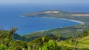 Île de négligence de Saipan Photographie stock libre de droits