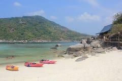 Île de Nangyuan Photo libre de droits
