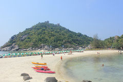 Île de Nangyuan Photographie stock libre de droits