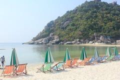 Île de Nangyuan Image stock