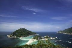 Île de Nangyuan Image libre de droits