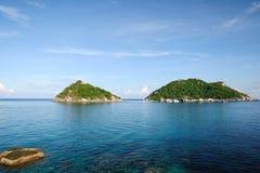 Île de Nanyuan Photographie stock