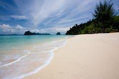 Île de Ngai Photo libre de droits