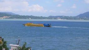 Île de Pangkor, Malaisie banque de vidéos