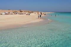 Île de paradis photographie stock libre de droits