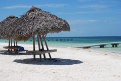 Île de paradis Images libres de droits