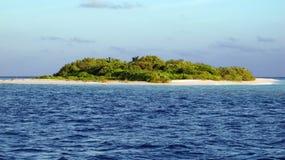 Île de paradis photo stock