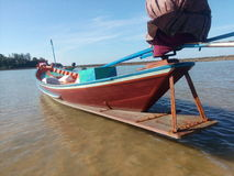 Île de Phangan de KOH Image libre de droits