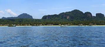 Île de phi de phi Photo stock