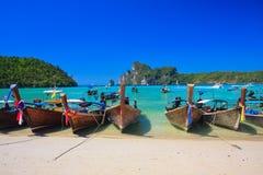 Île de phi de phi Photos libres de droits