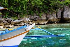 Île de Philippines Malcapuya Image stock