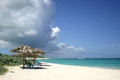 île de plage d'anagonda Images stock