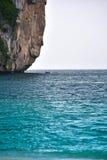 Île de Poda dans Krabi Thaïlande Photo libre de droits