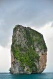 Île de Poda dans Krabi Thaïlande images libres de droits
