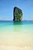 Île de Poda, sud de la Thaïlande Photos libres de droits