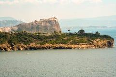 Île de Procida photographie stock libre de droits
