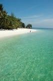 Île de Pulau Rawa Photographie stock
