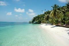 Île de Pulau Rawa Photographie stock libre de droits