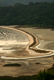 Île de Rangitoto Image libre de droits