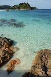 Île de Redang Image libre de droits