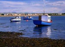 Île de Roa, Cumbria Photographie stock