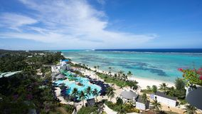 Île de Saipan Photo stock