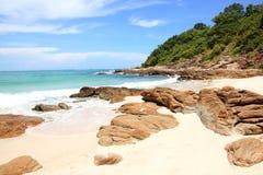 Île de Samat Image libre de droits
