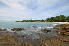 Île de Samed, Koh Samed, Rayong Thaïlande photo stock