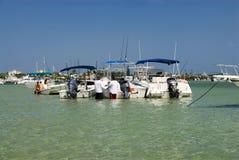 Île de samedi Photos stock