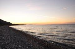 Île de Samothrace, Grèce Image libre de droits