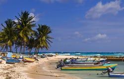 Île de San Andres, Colombie Photographie stock libre de droits
