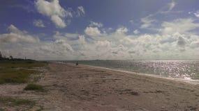 Île de Sanibel Images stock