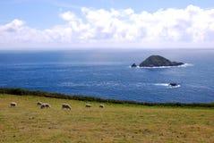 Île de Sark Photographie stock libre de droits