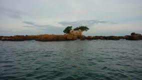 Île de serpent, Port Blair image libre de droits