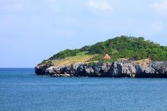 Île de Sichang Photographie stock
