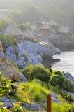 Île de Sichang chez la Thaïlande Photos libres de droits