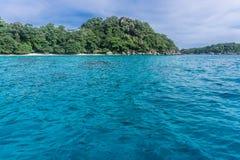 Île de Similan, Thaïlande photographie stock libre de droits