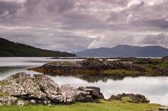 Île de Skye Images libres de droits