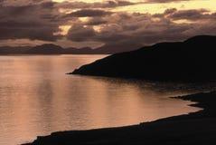 Île de skye Photos libres de droits