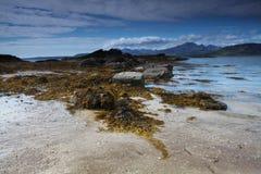 Île de Skye Landscape images libres de droits