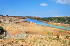 Île de Socotra, Yémen Photo stock