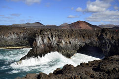 Île de Spain_Canary Images stock