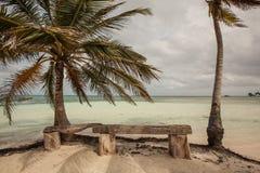 Île de Sunblas au Panama images libres de droits