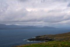 Île de tête de dursey de paysage Photo stock
