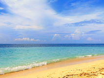 Île de Tabuhan Image libre de droits