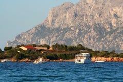 Île de Tavolara Photo libre de droits