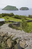 Île de Terceira, Açores, Portugal Photos libres de droits