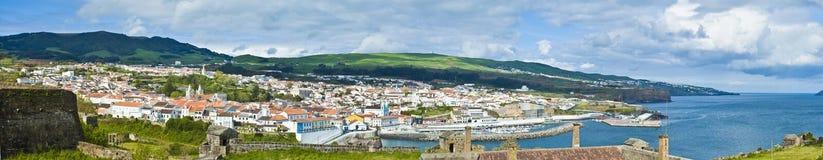 Île de Terceira, Açores, Portugal Photographie stock