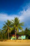 Île de Tionman Photographie stock